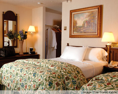 Hotels in Rochester Minnesota