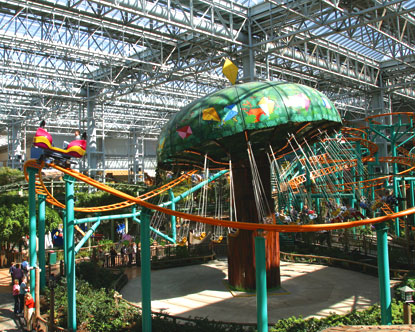 The Park At Mall Of America Mall Of America Waterpark