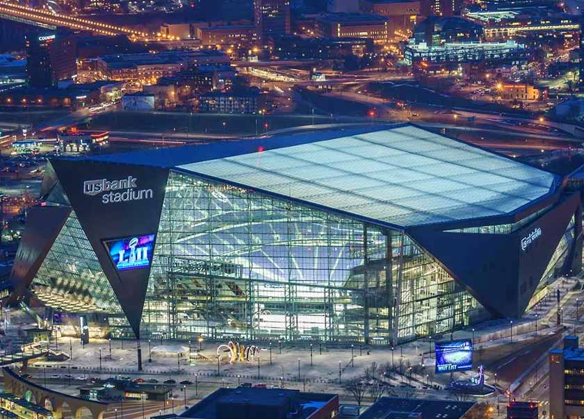 U.S. Bank Stadium Hotels