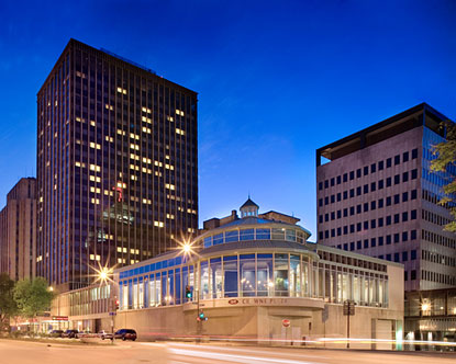 Xcel Energy Center Hotels