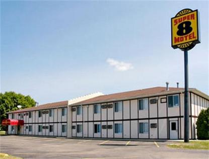 Super 8 Motel Staples
