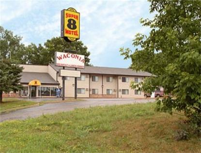 Super 8 Motel   Waconia