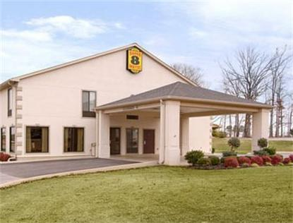 Super 8 Motel   Booneville