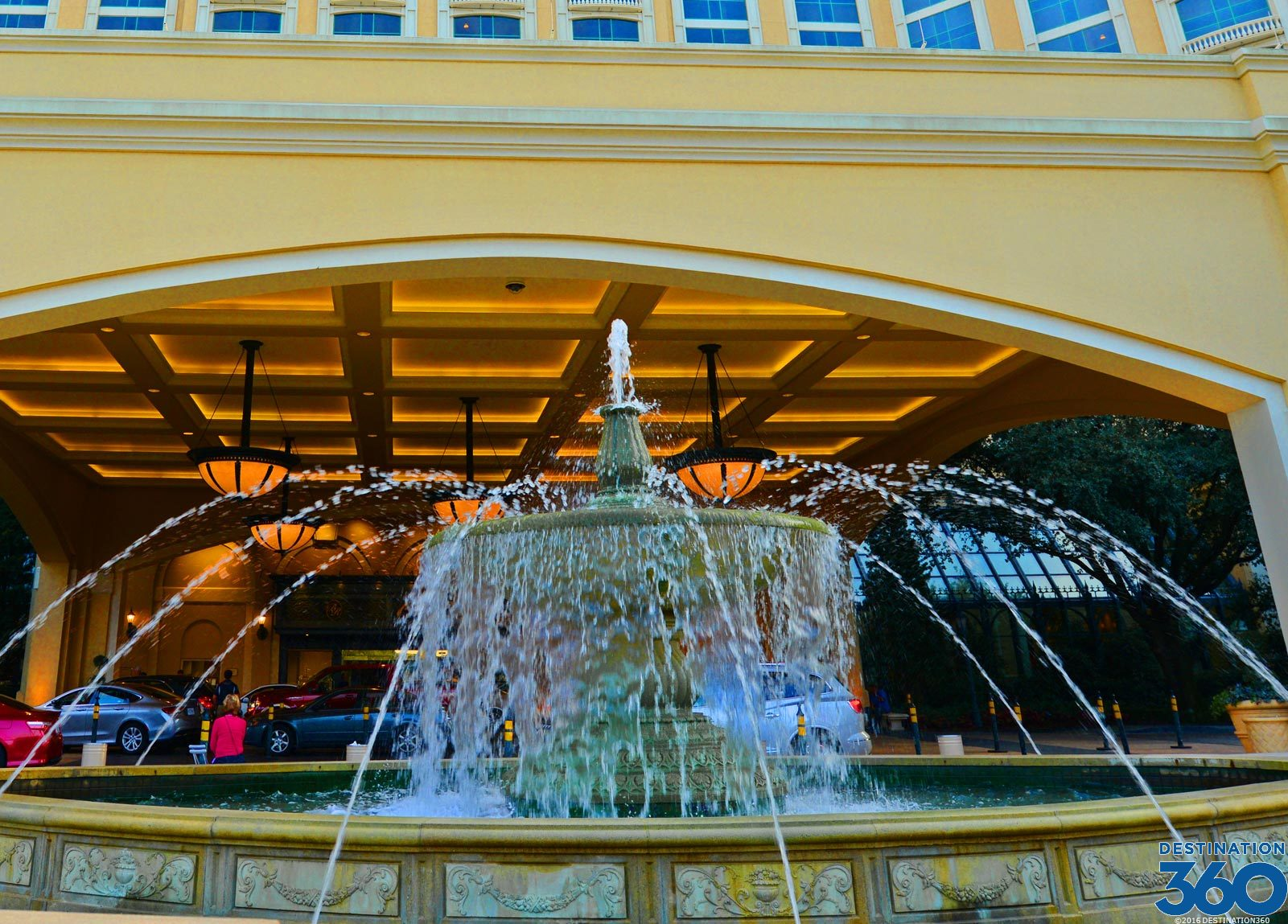 Beau Rivage Pool Virtual Tour