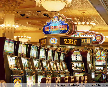 gambling casinos in mississippi