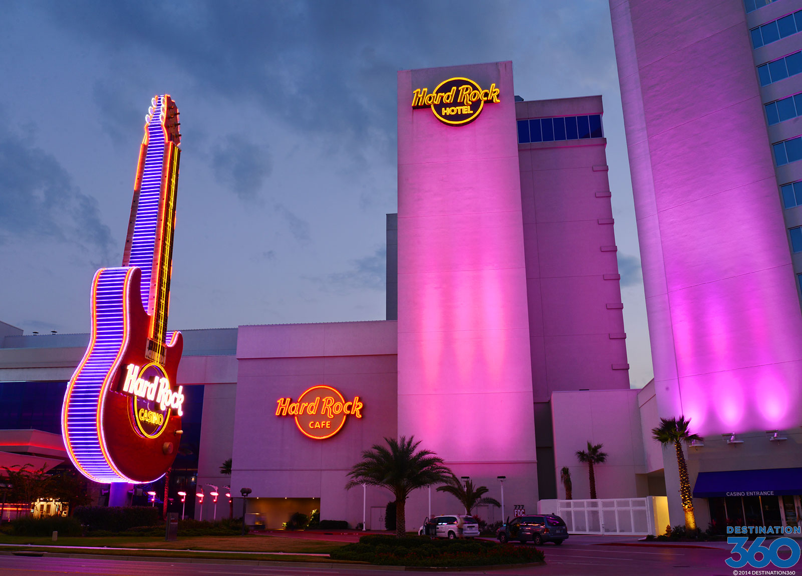 Hard Rock Hotel and Casino Biloxi  Resort Casinos in
