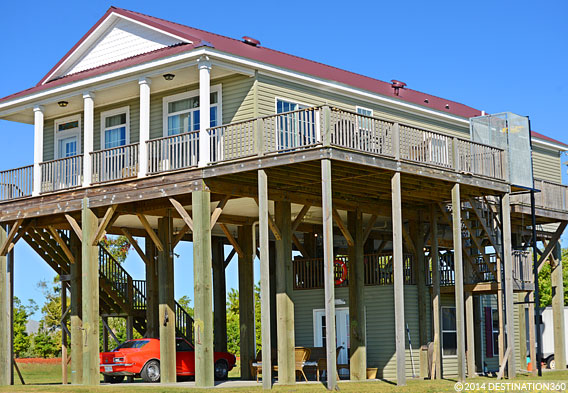 Vacation Rentals Mississippi