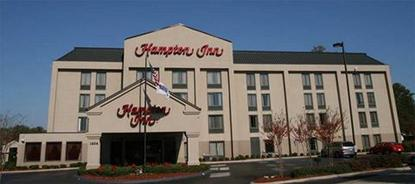 Hampton Inn Jackson Pearl International Airport