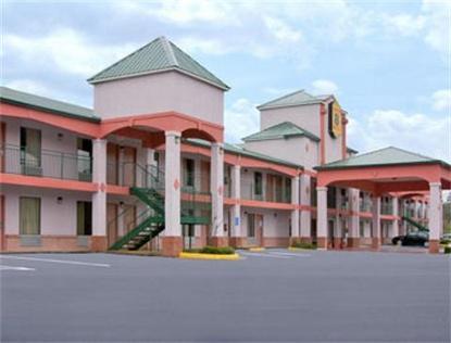 Super 8 Motel   Pearl/Jackson/East