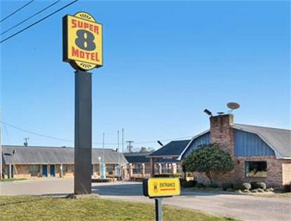 Super 8 Motel   Magee