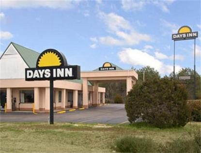 Meridian Days Inn  Interstate