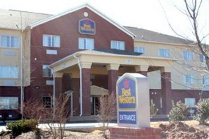 Best Western Olive Branch Hotel & Suites