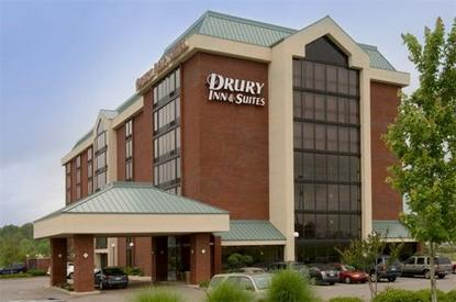 Drury Inn And Suites Jackson, Ms