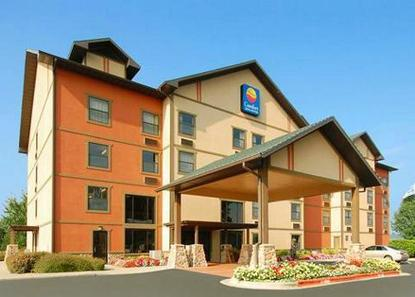Comfort Inn And Suites Branson