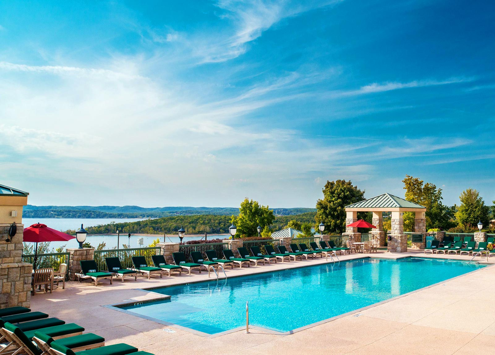 Branson Luxury Resort Pool