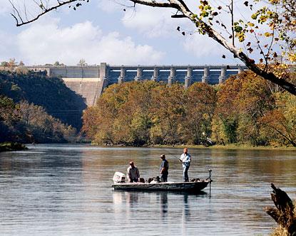 Branson Fishing Branson Fishing Trips Table Rock Lake