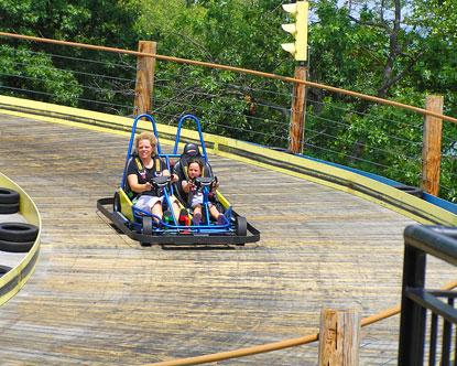 Kids Kountry Branson Mo Track Family Fun Parks