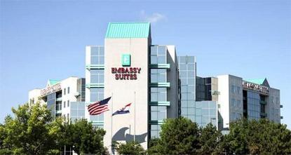 Embassy Suites Hotel St. Louis Airport