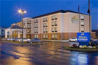 Holiday Inn Express Hotel & Suites Cape Girardeau I 55