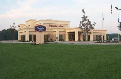 Hampton Inn Clinton, Mo