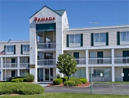 Ramada Inn St. Louis Airport North/Hazelwood