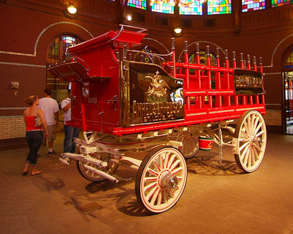 Clydesdales Virtual Tour