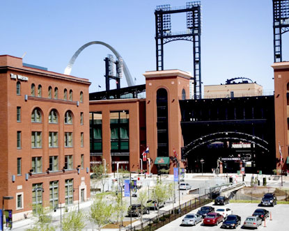 Busch Stadium Hotels