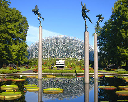 Missouri Botanical Garden St Louis Botanical Gardens