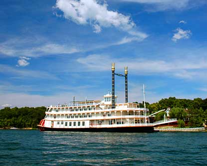 Mississippi Riverboat Cruises
