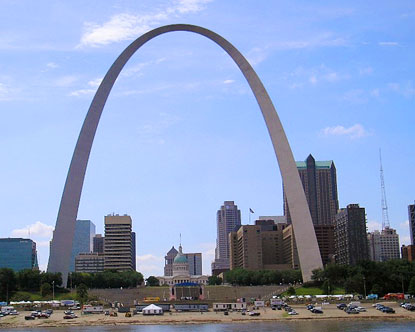 Gateway Arch Virtual Tour
