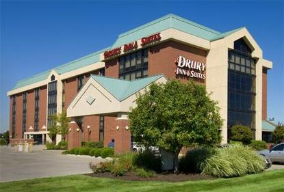 Drury Inn And Suites Kansas City Airport