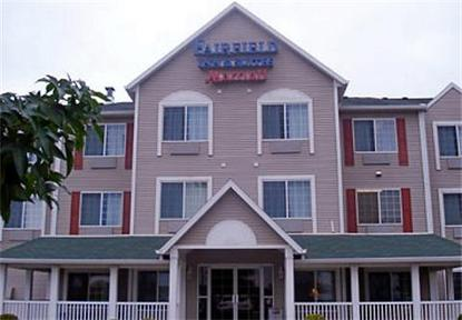 Fairfield Inn And Suites Kansas City North Worlds Of Fun