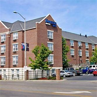 Fairfield Inn Kansas City Downtown Union Hill