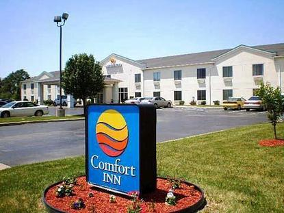 Comfort Inn Kingdom City
