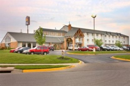 Best Western Airport Inn And Suites/Kc North