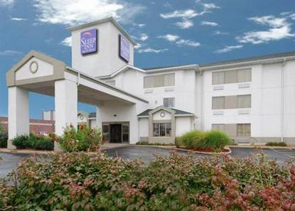 Sleep Inn And Suites   St. Charles