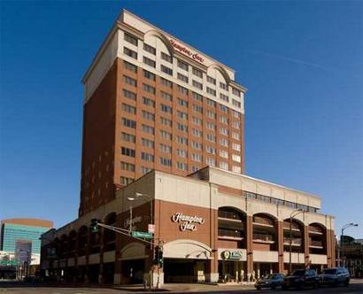 Hampton Inn St. Louis Downtown At The Arch, Mo