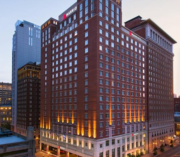 Marriott St. Louis Grand Hotel