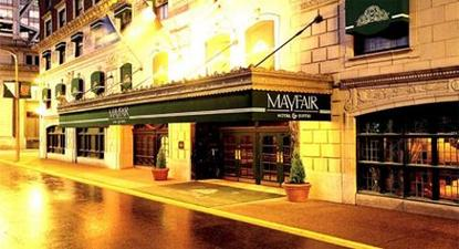 The Mayfair   A Wyndham Historic Hotel