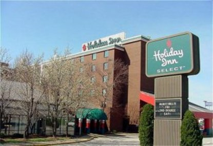 Holiday Inn Select St. Peters/St. Charles Area