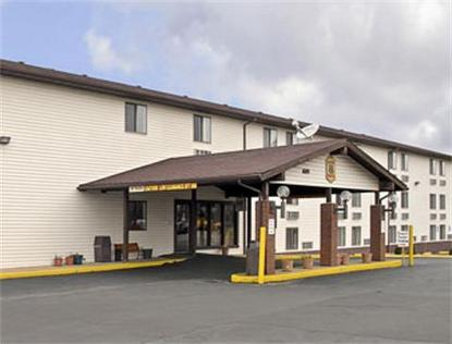 Super 8 Motel   Sullivan
