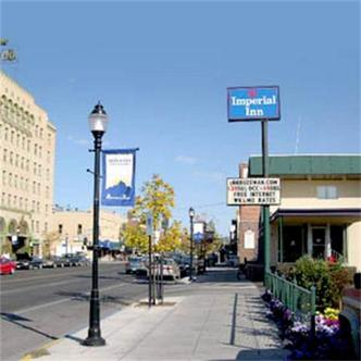 Imperial inn bozeman deals see hotel photos for Imperial motor inn state college