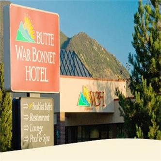 Butte War Bonnet Hotel