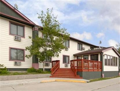 Super 8 Motel   Gardiner/Yellowstone Park Area