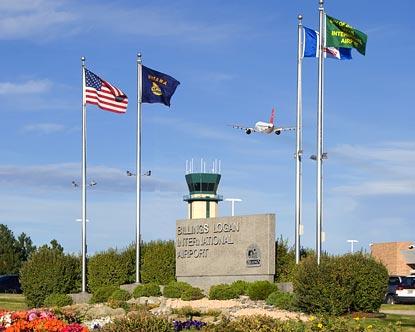 Montana Airports - Billings International Airport