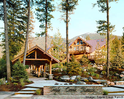 Montana Luxury Hotels Luxury Resorts In Montana