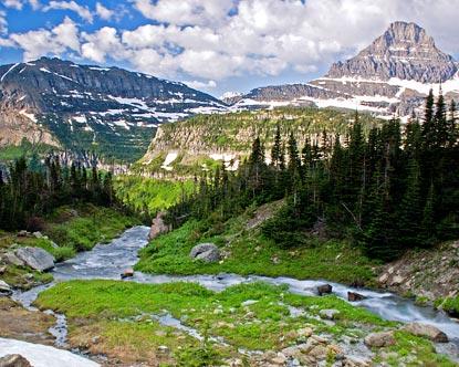 Montana Rockies Rocky Mountains In Montana