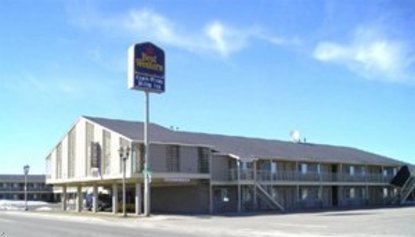 Best Western Cross Winds Motor Inn