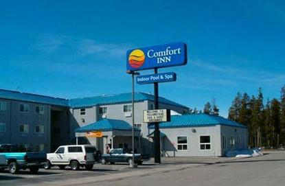 Comfort Inn West Yellowstone