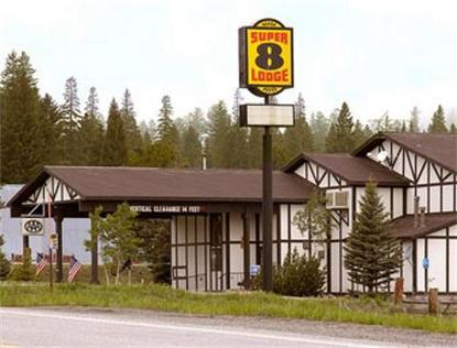 Super 8 Motel   West Yellowstone